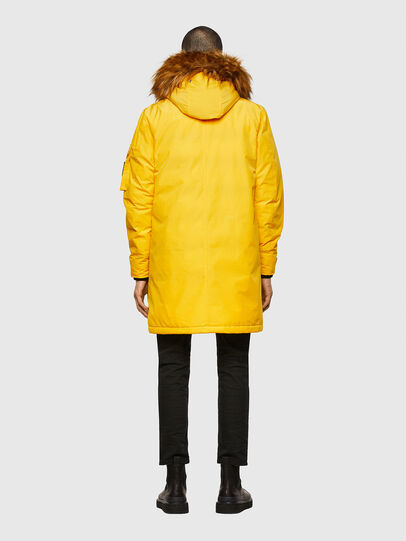 Diesel - W-COLBY, Yellow - Winter Jackets - Image 2