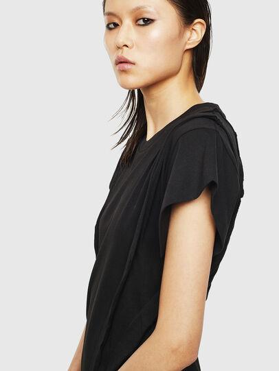 Diesel - D-ATRIX, Black - Dresses - Image 4