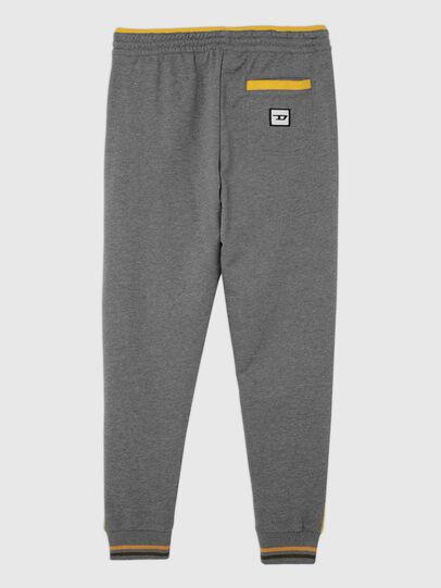Diesel - UMLB-PETER-SP, Grey/Yellow - Pants - Image 2