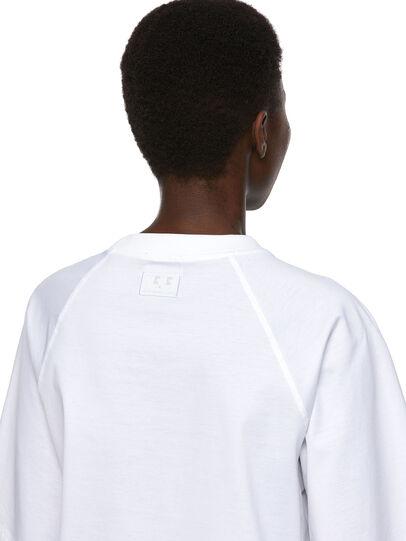 Diesel - T-SPOK-C.C, White - T-Shirts - Image 4
