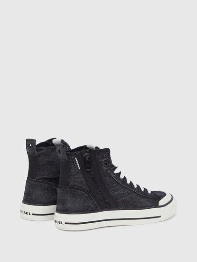 Diesel - S-ASTICO MID ZIP W, Black - Sneakers - Image 3