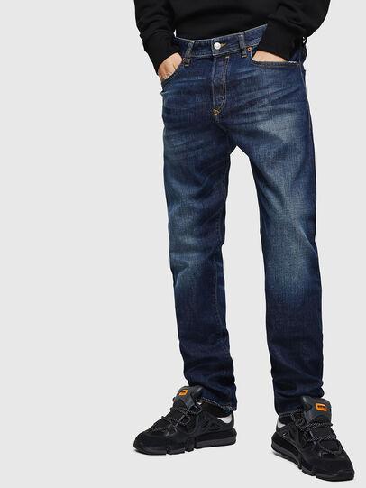 Diesel - Buster 084AC, Dark Blue - Jeans - Image 5