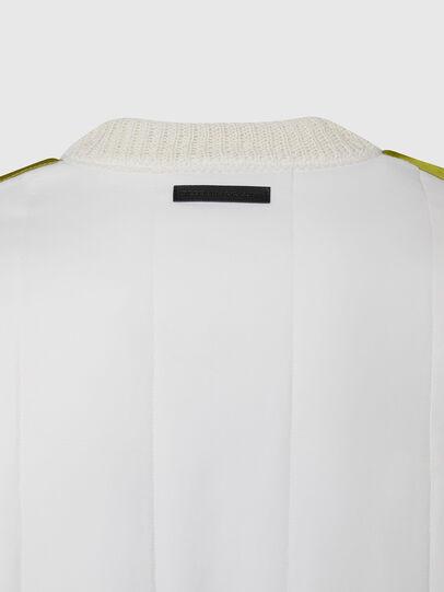 Diesel - K-DIBBY, White - Sweaters - Image 3
