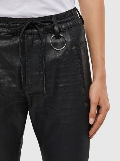 Diesel - Krailey JoggJeans® 069QP, Negro/Gris oscuro - Vaqueros - Image 3