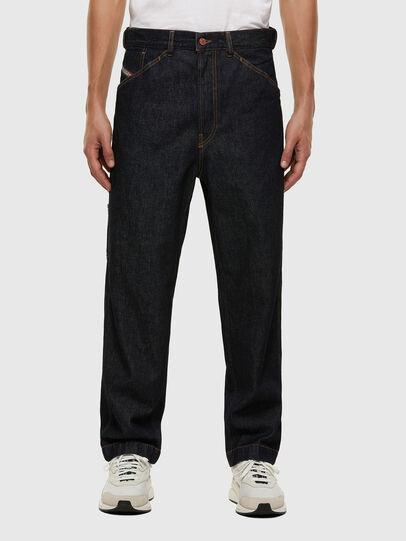 Diesel - D-Franky 009HP, Dark Blue - Jeans - Image 1