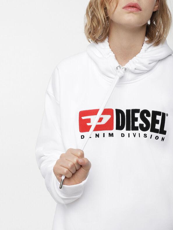 F-DIVISION-FL, White - Sweatshirts