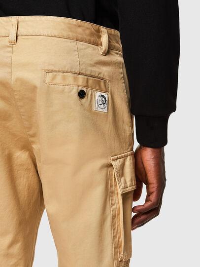 Diesel - P-COR, Light Brown - Pants - Image 4