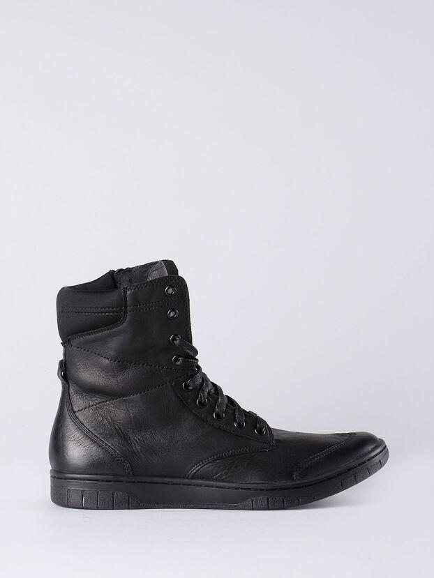 S-BOULEVARD, Black - Boots