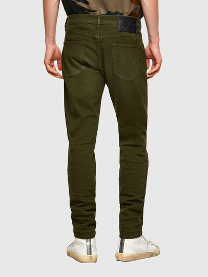 Diesel - D-Strukt Slim Jeans 009ZF, Military Green - Jeans - Image 2