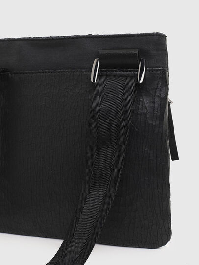 Diesel - TASSYO, Black - Crossbody Bags - Image 5