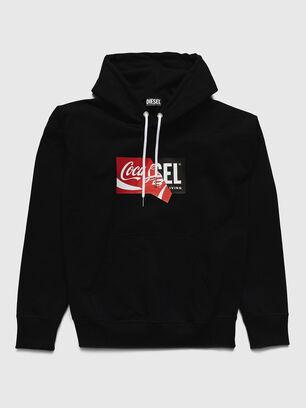 CC-S-ALBY-COLA, Black - Sweatshirts