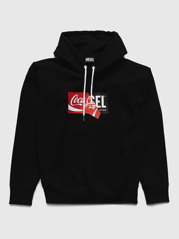 CC-S-ALBY-COLA, Black - Sweatshirts