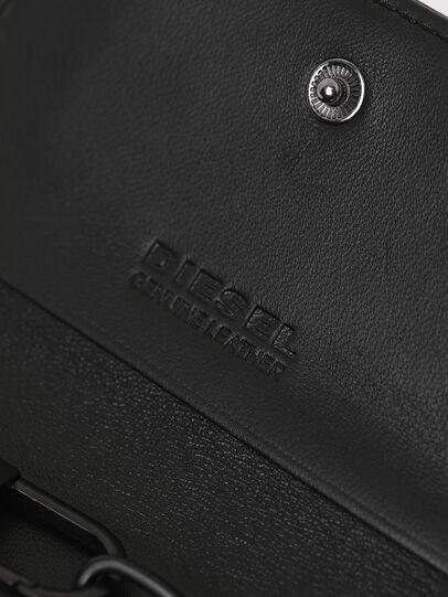 Diesel - KEYCASE O, Black/Green - Bijoux and Gadgets - Image 4