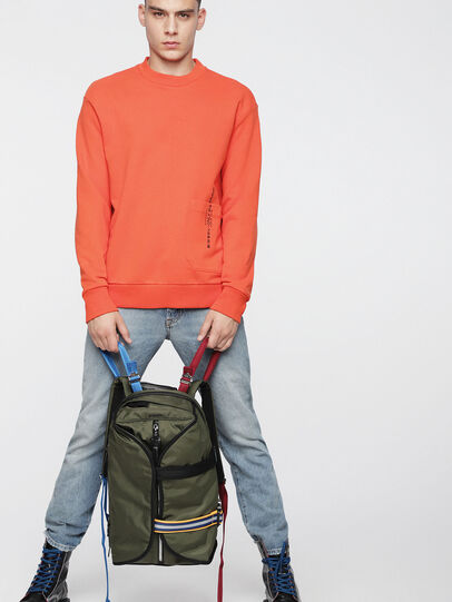 Diesel - F-LAW BACK, Military Green - Backpacks - Image 5