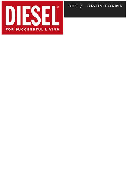 Diesel - GR02-T302, White - Sweatshirts - Image 2