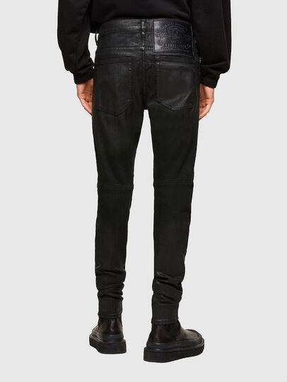 Diesel - D-Amny Skinny Jeans 009RA, Black/Dark Grey - Jeans - Image 2