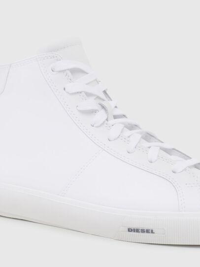 Diesel - S-MYDORI MC W, Blanco - Sneakers - Image 4
