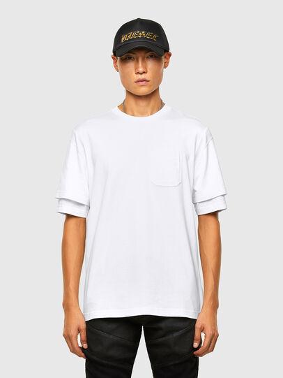 Diesel - T-FONTAL,  - T-Shirts - Image 1