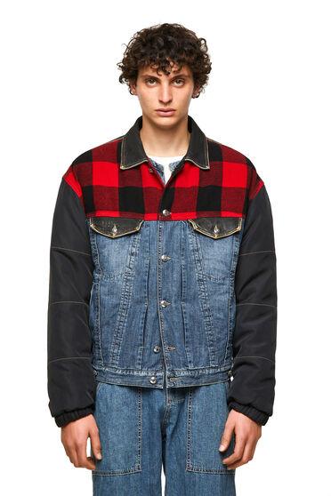 DieselXDiesel lumberjack jacket