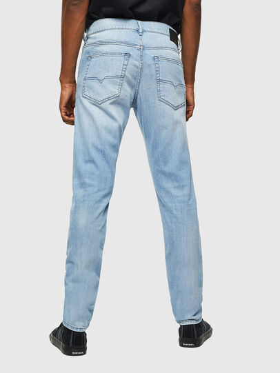 Diesel - D-Luster 0095U, Light Blue - Jeans - Image 2
