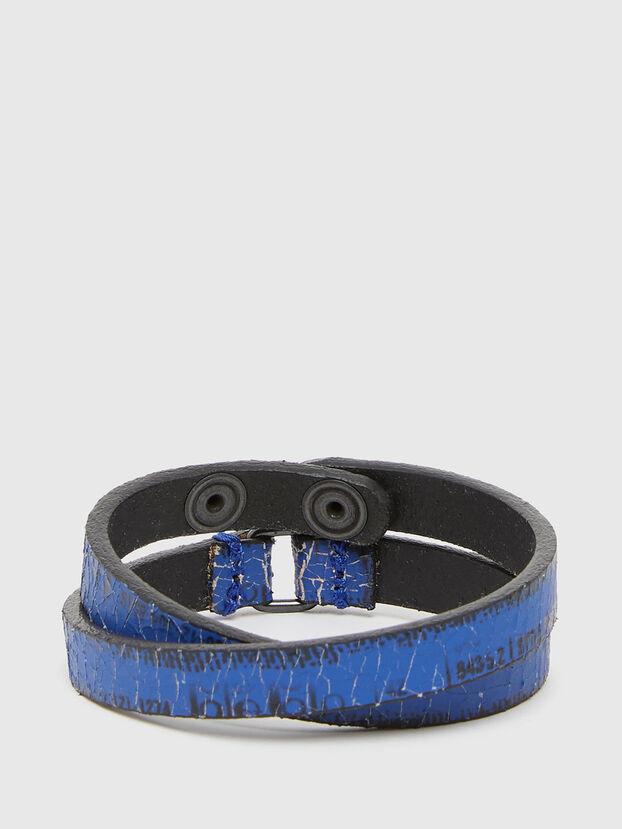 A-DERUB, Black/Blue - Bijoux and Gadgets