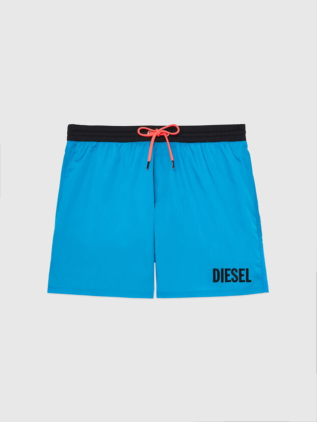 BMBX-WAVE 2.017, Water Green - Swim shorts