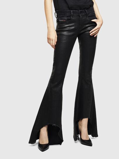 Diesel - D-Ferenz 0091G, Black/Dark Grey - Jeans - Image 1