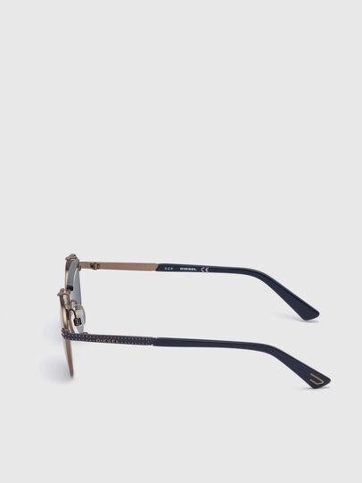 Diesel - DL0239, Bronze - Sunglasses - Image 3
