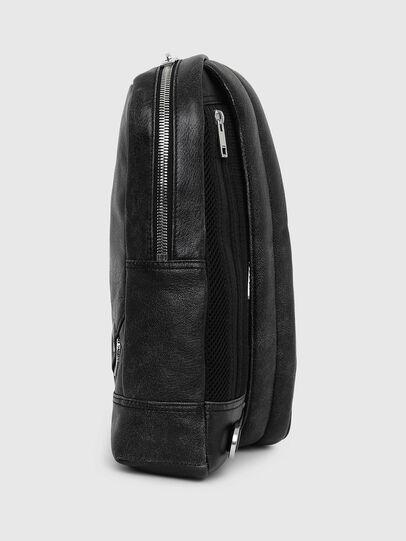 Diesel - ALTAVILLA, Black - Backpacks - Image 3