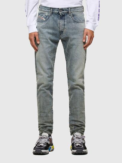 Diesel - D-Strukt 009NL, Light Blue - Jeans - Image 1