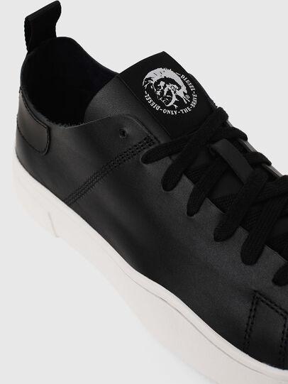 Diesel - S-CLEVER LS, Black - Sneakers - Image 4