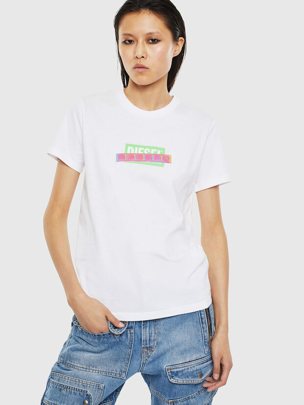 T-SILY-S2, White - T-Shirts