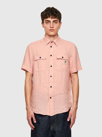 Diesel - S-KIRU, Pink - Shirts - Image 1