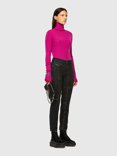 Diesel - M-KIMBERLY, Hot pink - Sweaters - Image 6