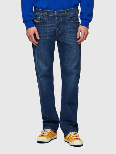 Diesel - D-Mihtry 009NN, Dark Blue - Jeans - Image 1
