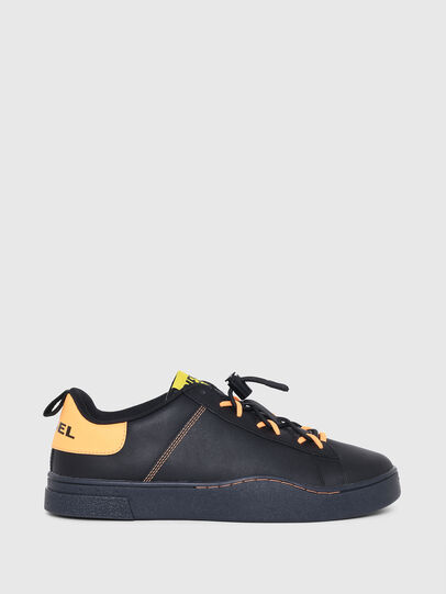 Diesel - S-CLEVER SO C, Black/Yellow - Sneakers - Image 1