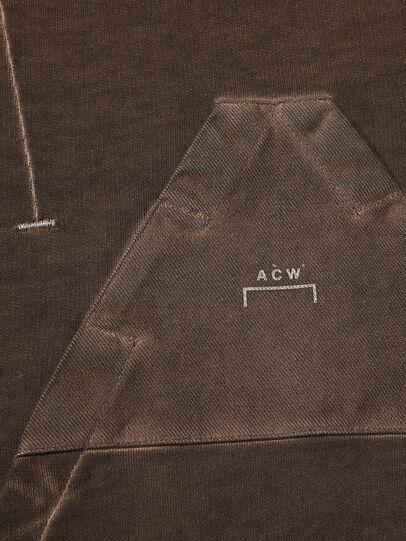Diesel - ACW-SW02, Brown - Sweatshirts - Image 4
