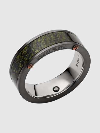 Diesel - DX1207, Black - Rings - Image 1