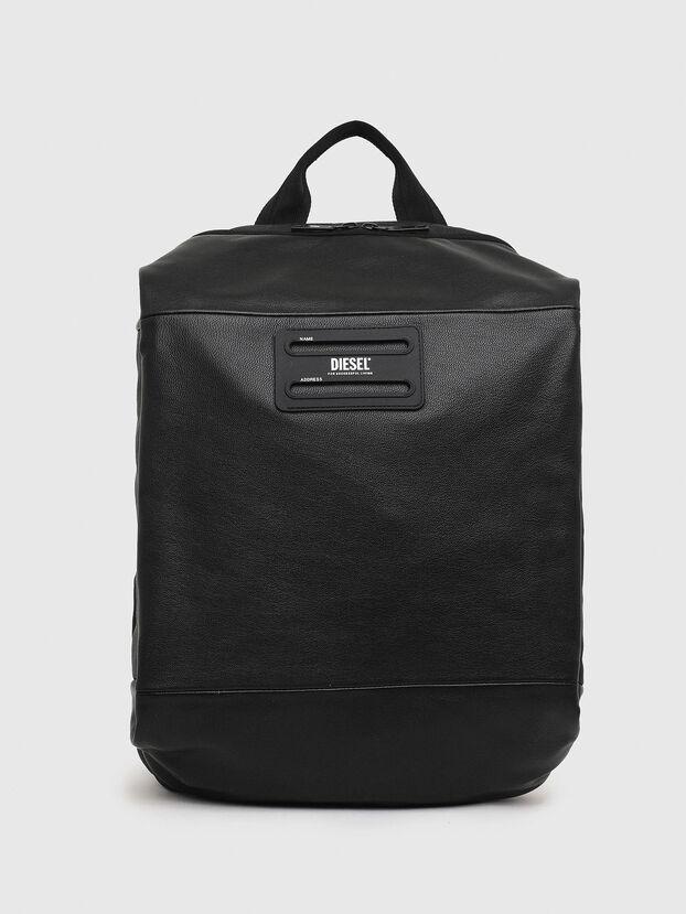 D-SUBTORYAL BACK, Black - Backpacks