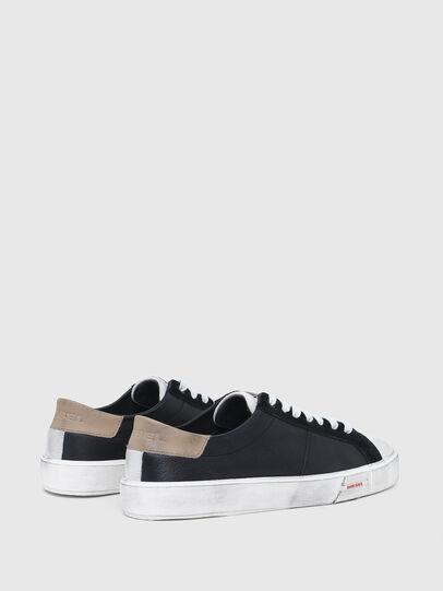 Diesel - S-MYDORI LC, Negro/Beige - Sneakers - Image 3