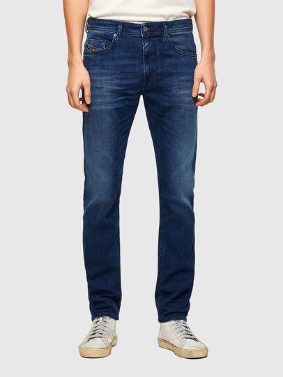 Diesel - Thommer Slim Jeans 069SF, Dark Blue - Jeans - Image 1