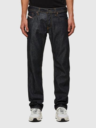 Diesel - Larkee Straight Jeans 009HF, Dark Blue - Jeans - Image 1