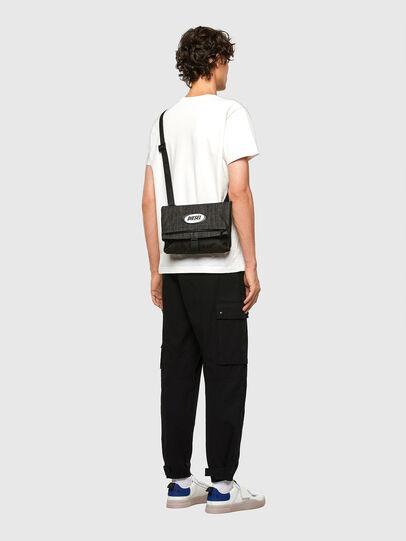 Diesel - PYNO, Black - Crossbody Bags - Image 6