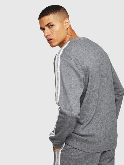 Diesel - UMLT-WILLY, Grey - Sweatshirts - Image 2