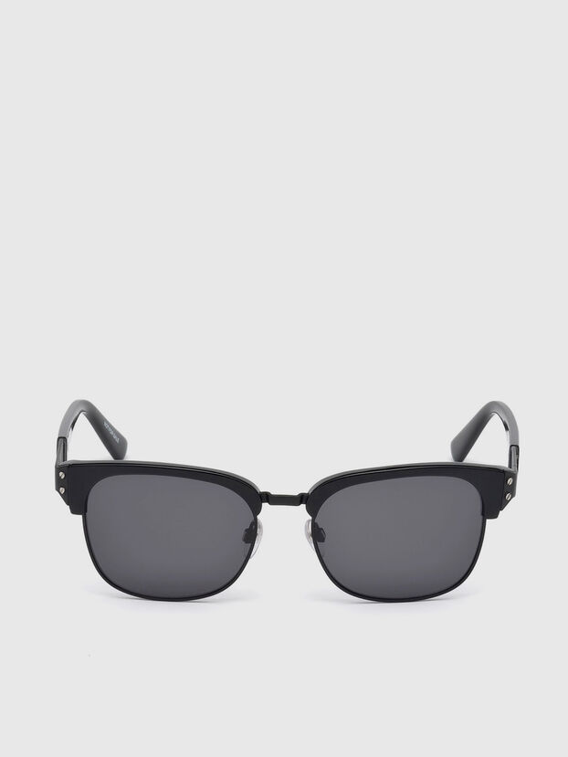 DL0235, Black - Sunglasses