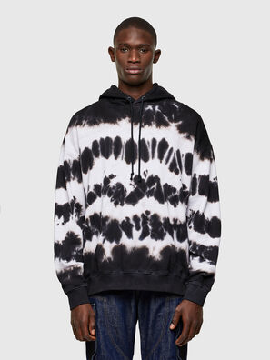 S-UMMER-A83, Black/White - Sweatshirts