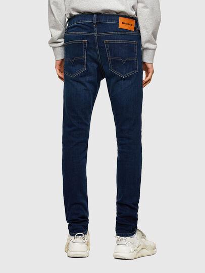 Diesel - D-Luster Slim Jeans 009ML, Dark Blue - Jeans - Image 2