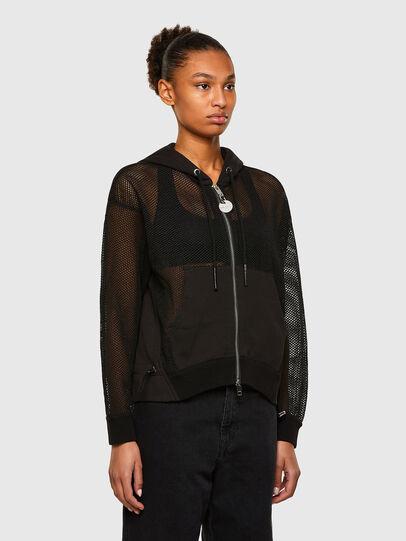 Diesel - M-ROXIE, Black - Sweaters - Image 5