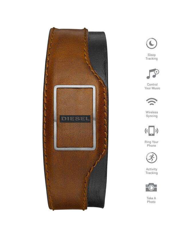 DA1202, Brown - Bracelets