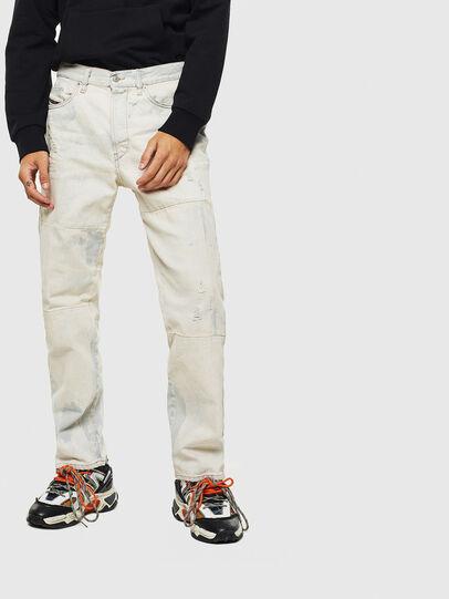 Diesel - D-Macs 0078Y, Light Blue - Jeans - Image 1